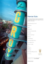 The Grove, Los Angeles - Annual Advertising Campaign